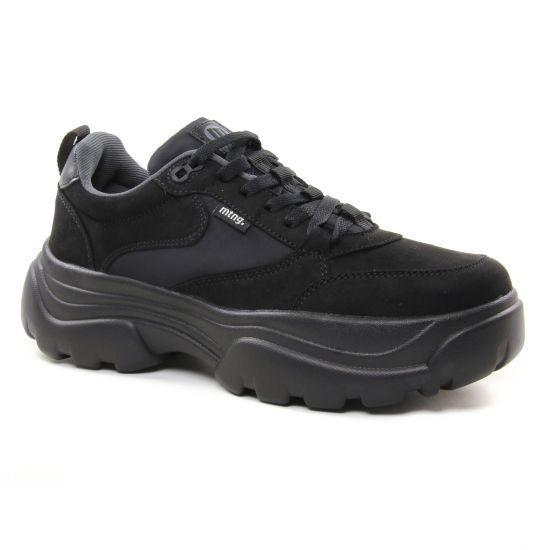 Tennis Et Baskets Mode Mtng 69557 Black, vue principale de la chaussure femme