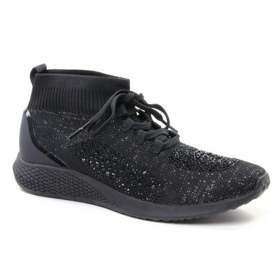 Tamaris Baskets basses Femme Chaussures black Meilleur Prix