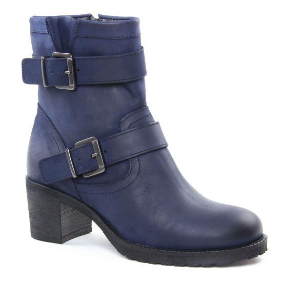 Bottines Et Boots Scarlatine 99011 A River, vue principale de la chaussure femme
