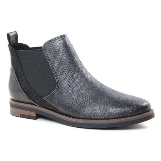 Bottines Et Boots Marco Tozzi 25335 Pewter, vue principale de la chaussure femme