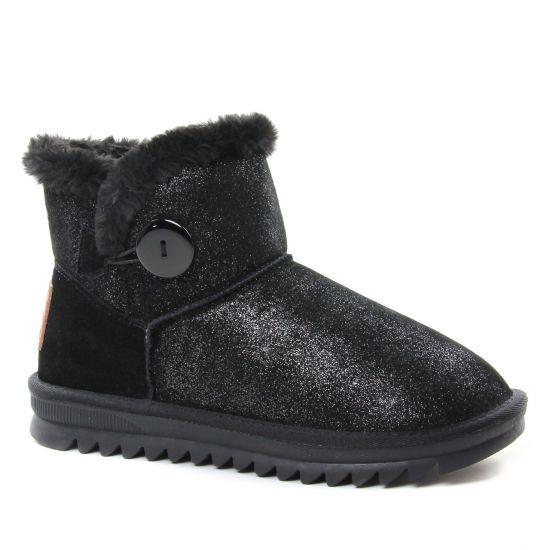 Bottines Et Boots Les Tropeziennes Jaipur Noir, vue principale de la chaussure femme