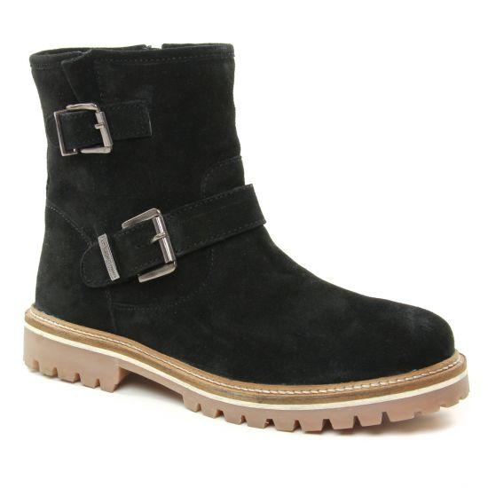 Bottines Et Boots Les Tropeziennes Léonie Noir, vue principale de la chaussure femme