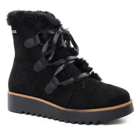 Bottines Et Boots Mtng 58556 Antil Negro, vue principale de la chaussure femme