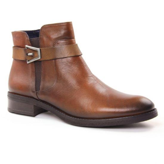 Bottines Et Boots Dorking Tierra D7685 Cuero, vue principale de la chaussure femme