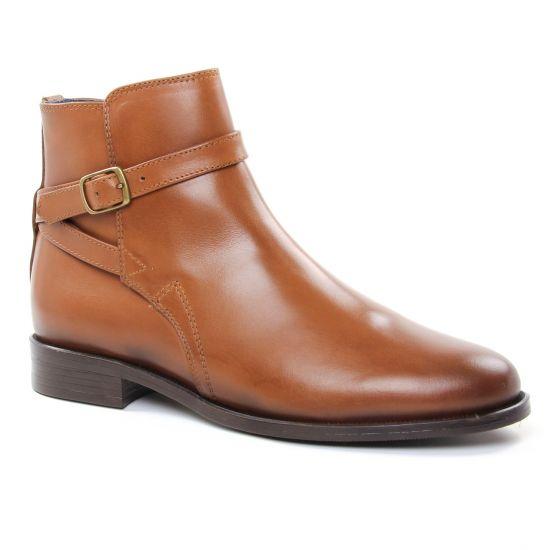 Bottines Et Boots Pintodiblu 74184 Camel, vue principale de la chaussure femme