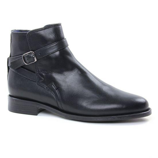 Bottines Et Boots Pintodiblu 74184 Noir, vue principale de la chaussure femme