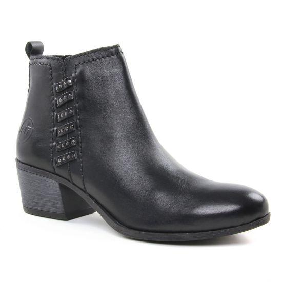 Bottines Et Boots Marco Tozzi 25320 Black, vue principale de la chaussure femme