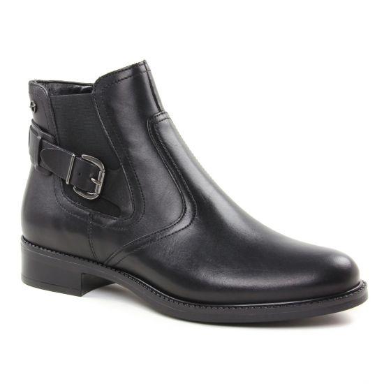 Bottines Et Boots Tamaris 25002 Black, vue principale de la chaussure femme