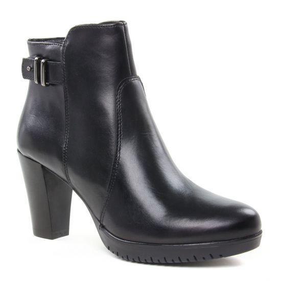 Bottines Et Boots Tamaris 25051 Black, vue principale de la chaussure femme