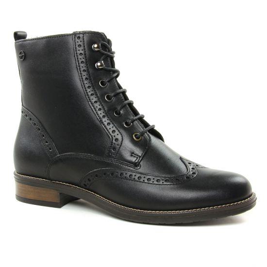 Bottines Et Boots Tamaris 25126 Black, vue principale de la chaussure femme
