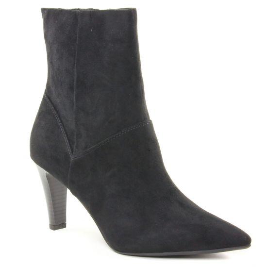 Bottines Et Boots Tamaris 25367 Black, vue principale de la chaussure femme