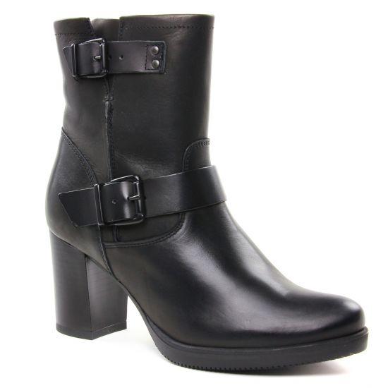 Bottines Et Boots Tamaris 25484 Black, vue principale de la chaussure femme