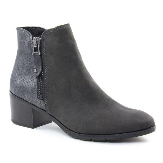 Bottines Et Boots Marco Tozzi 25036 Anthracite, vue principale de la chaussure femme