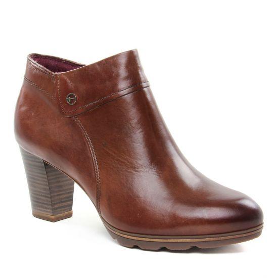 Bottines Et Boots Tamaris 25321 Nut, vue principale de la chaussure femme