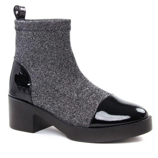 Bottines Et Boots Gioseppo 46420 Noir, vue principale de la chaussure femme