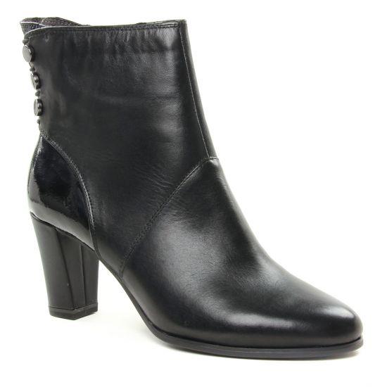 Bottines Et Boots Tamaris 25003 Black, vue principale de la chaussure femme