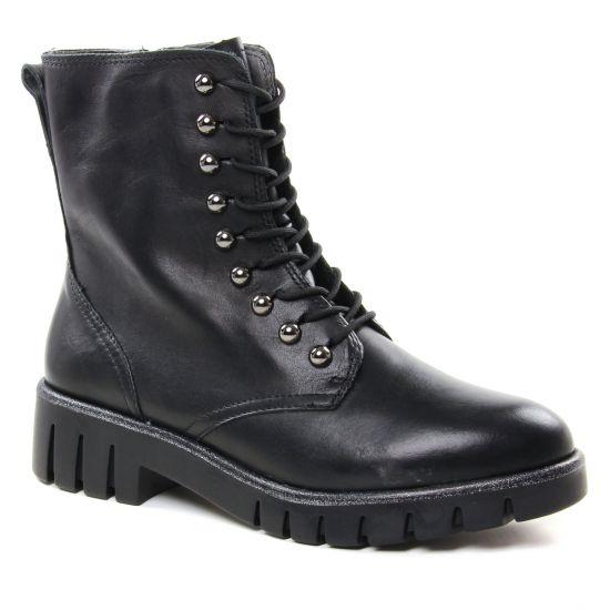Bottines Et Boots Tamaris 25232 Black, vue principale de la chaussure femme