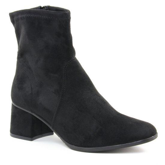 Bottines Et Boots Tamaris 25945 Black, vue principale de la chaussure femme