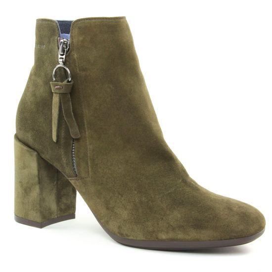 Bottines Et Boots Dorking Jade 7597 Herb, vue principale de la chaussure femme