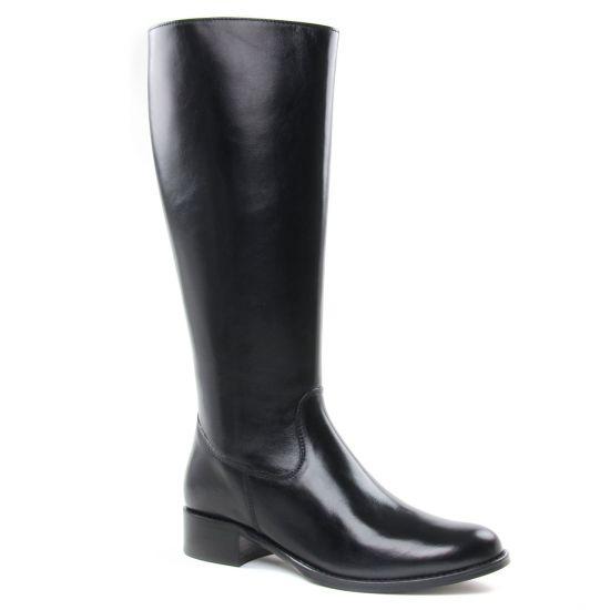 Bottes Pintodiblu 70251 Noir, vue principale de la chaussure femme