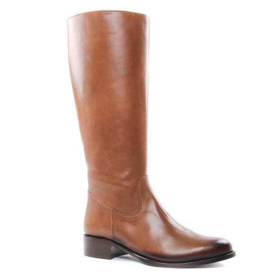 Bottes Pintodiblu 70251 Camel, vue principale de la chaussure femme