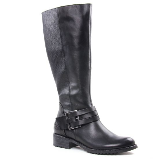 Bottes Marco Tozzi 25609 Black, vue principale de la chaussure femme