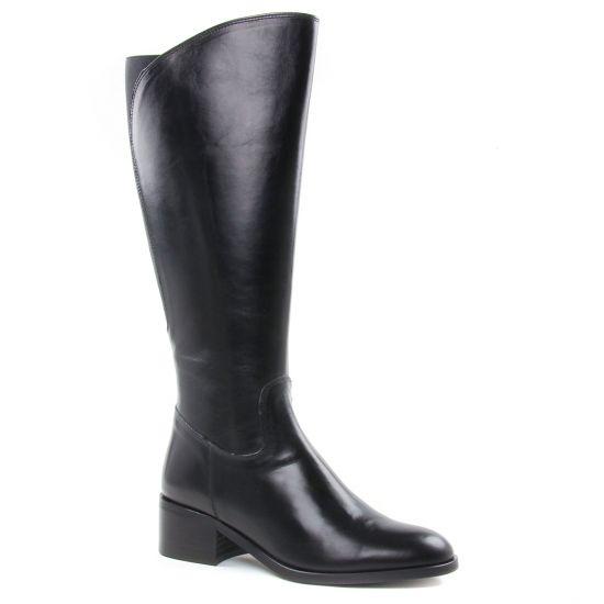 Bottes Pintodiblu 71683 Noir, vue principale de la chaussure femme