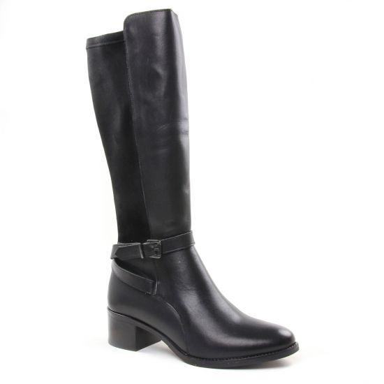 Bottes Scarlatine 88051 Noir, vue principale de la chaussure femme