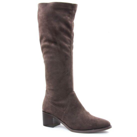 Bottes Pintodiblu 81181 Marron, vue principale de la chaussure femme