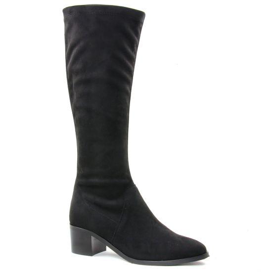 Bottes Pintodiblu 81181 Noir, vue principale de la chaussure femme