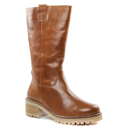 Bottes Maria Jaen 7083 Cuero, vue principale de la chaussure femme