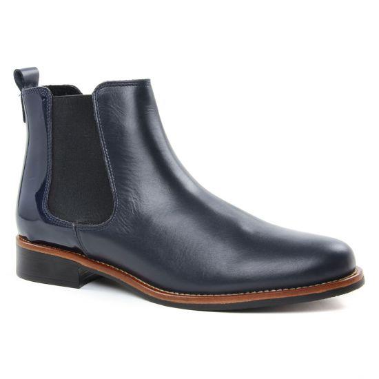 Bottines Et Boots Scarlatine 77545 An River River, vue principale de la chaussure femme