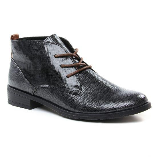 Bottines Et Boots Marco Tozzi 25120 Black, vue principale de la chaussure femme