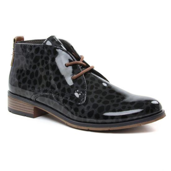 Bottines Et Boots Marco Tozzi 25118 Grey, vue principale de la chaussure femme