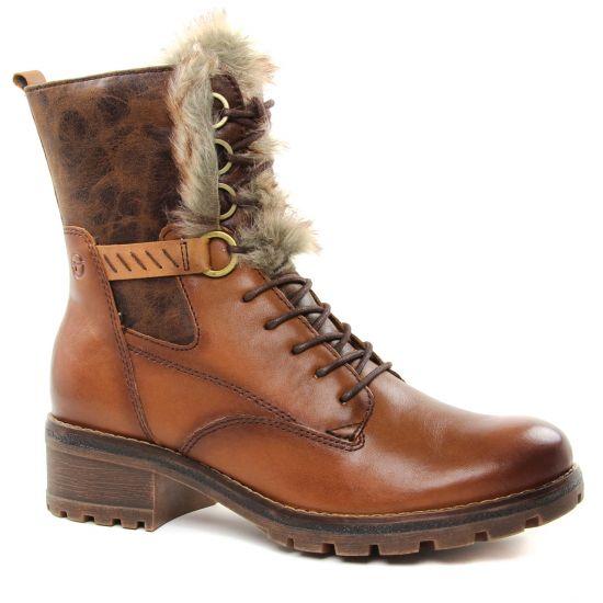 Bottines Et Boots Tamaris 26212 Nut, vue principale de la chaussure femme