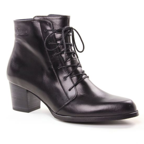 Bottines Et Boots Dorking Zuma D7624 Negro, vue principale de la chaussure femme
