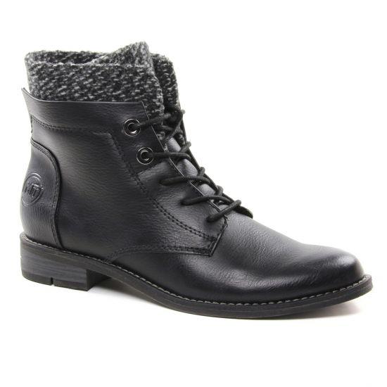 Bottines Et Boots Marco Tozzi 25119 Black, vue principale de la chaussure femme