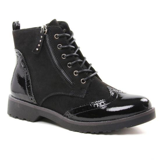 Bottines Et Boots Marco Tozzi 25270 Black, vue principale de la chaussure  femme ec0e0197d6df