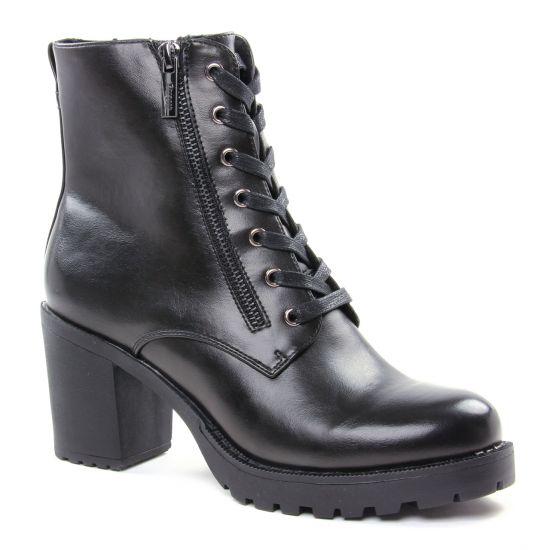 Bottines Et Boots Mtng 57854 Muara Negro, vue principale de la chaussure femme