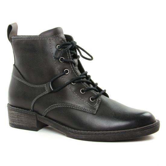 Bottines Et Boots Tamaris 25116 Black, vue principale de la chaussure femme