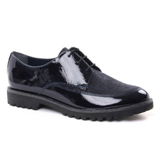 Chaussures À Lacets Tamaris 23206 Navy, vue principale de la chaussure femme