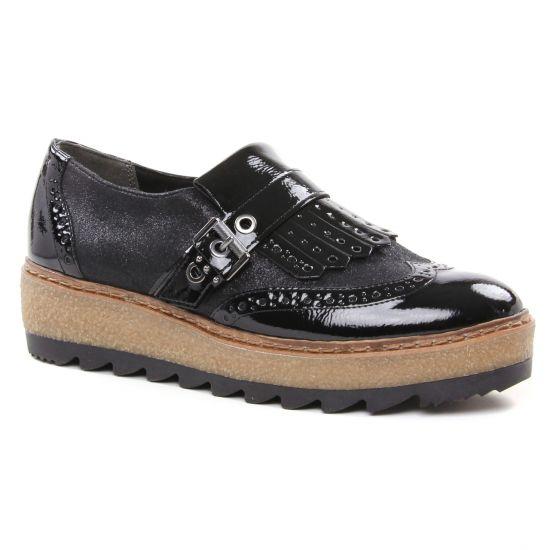 Chaussures À Lacets Tamaris 24712 Black, vue principale de la chaussure femme