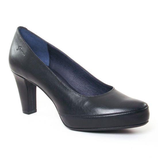 Escarpins Dorking Blesa D5794 Noir, vue principale de la chaussure femme