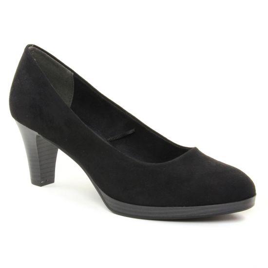 Escarpins Marco Tozzi 22413 Black, vue principale de la chaussure femme