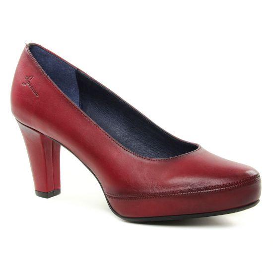 Escarpins Dorking Blesa D5794 Picota, vue principale de la chaussure femme