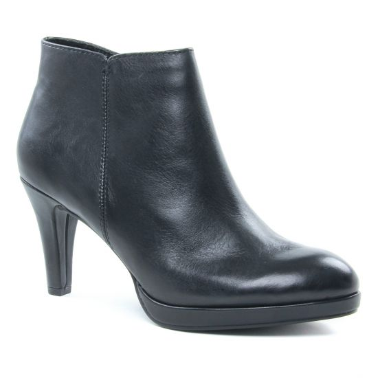 Bottines Et Boots Marco Tozzi 25392 Black, vue principale de la chaussure femme