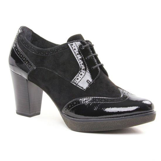 Bottines Et Boots Tamaris 23311 Black, vue principale de la chaussure femme