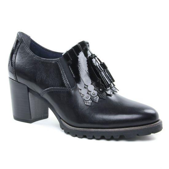 Par Boots Trois Noir 2018 Chez Hiver Automne 3 24410 Black Tamaris Low qxw6nvfa1