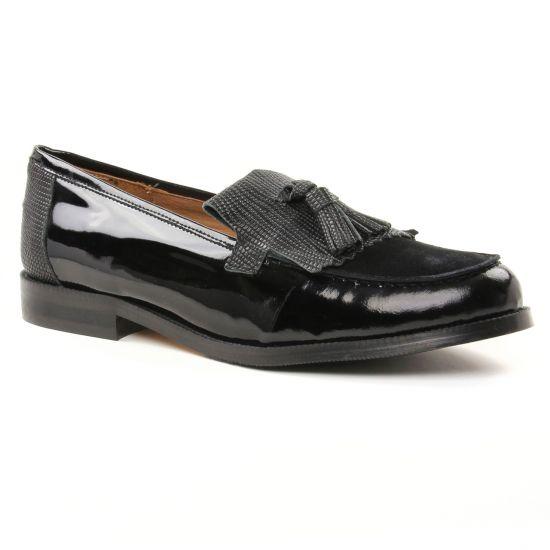 Mocassins Maria Jaen 7545C Porto Negro, vue principale de la chaussure femme
