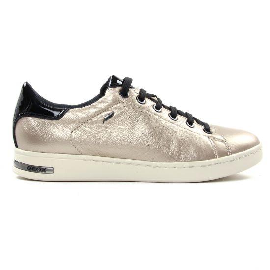 Tennis Et Baskets Mode Geox D621Ba Champagne, vue principale de la chaussure femme